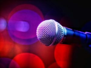מיקרופון לשירה