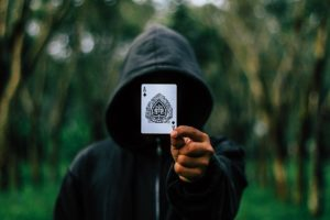 קוסם מראה קלף